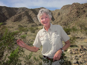 Palm Springs Nature Tours - Jane Udall