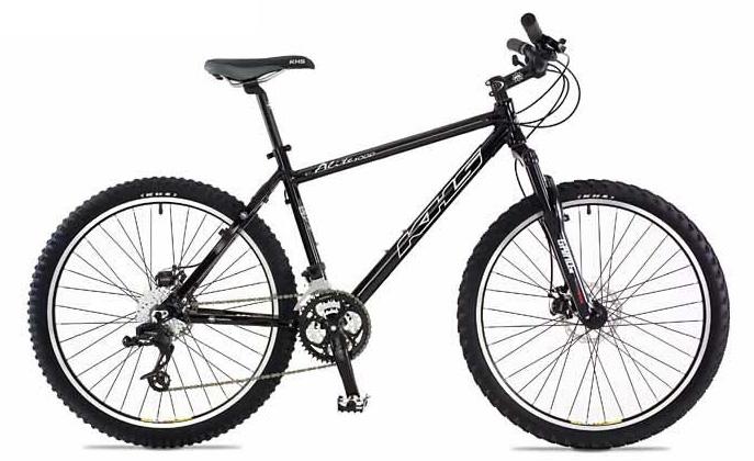 Palm Springs Mountain Bike Resort Rentals - KHS Alite 1000 mountain bikes