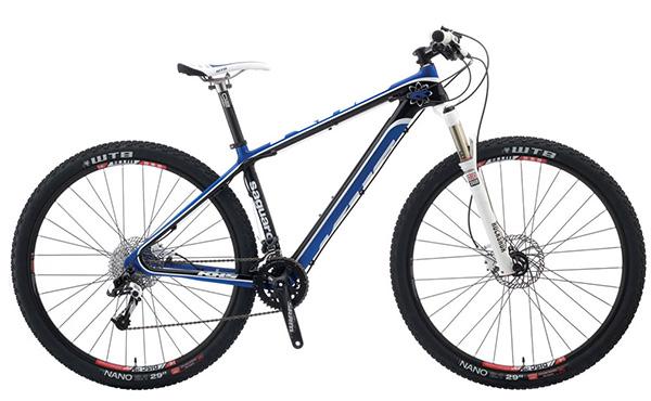 Palm Springs Mountain BIke Rentals - KHS Saguaro carbon 29er hardtail mountian bike
