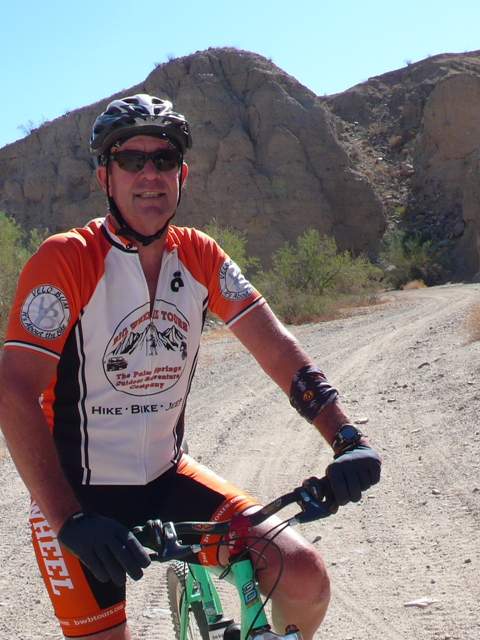 Palm Springs Mountain BIke Tours - Bill Harris
